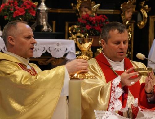 Kanonicza wizytacja naszej parafii przez ks. biskupa Leszka Leszkiewicza [GALERIA]