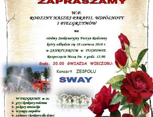 Już 10 czerwca 7. Sanktuaryjny Festyn Rodzinny