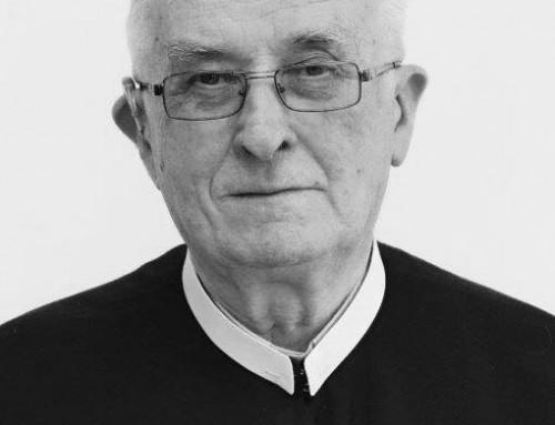 Zmarł o. Kazimierz Plebanek CSsR