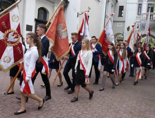 Święto Konstytucji 3 Maja i uroczystość Najświętszej Maryi Panny Królowej Polski [GALERIA]