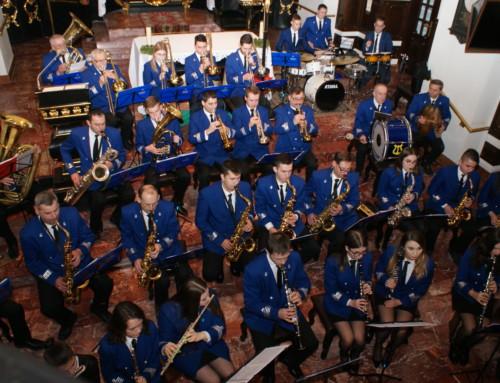 Koncert kolęd w wykonaniu Sanktuaryjnej Orkiestry Dętej