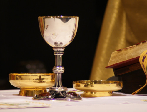 Komunia duchowa