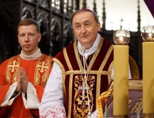 Zarządzenie Biskupa Tarnowskiego w sprawie celebracji pogrzebów   i odwiedzania chorych