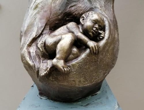 Poświęcenie Pomnika Dziecka Utraconego i pierwszy pochówek dzieci zmarłych przed urodzeniem