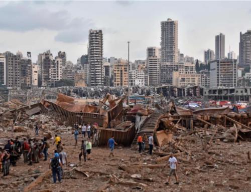 Niedziela 16 Sierpnia Dniem Solidarności Z Mieszkańcami Bejrutu