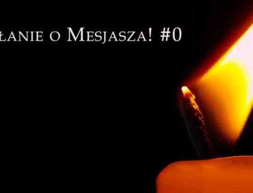 Wołanie o Mesjasza!