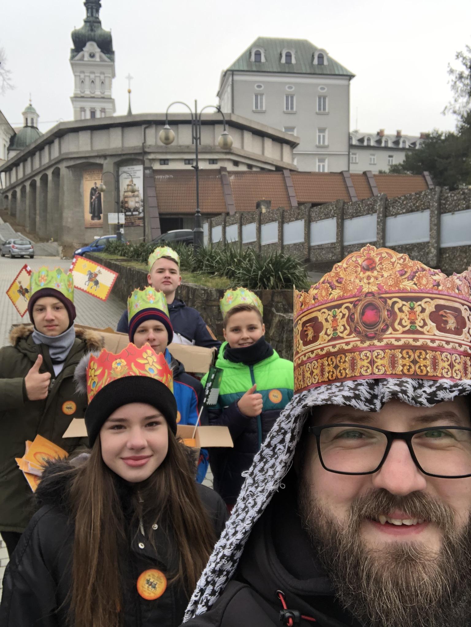 Oddaj głos na naszego katechetę o. Pawła Zyskowskiego!